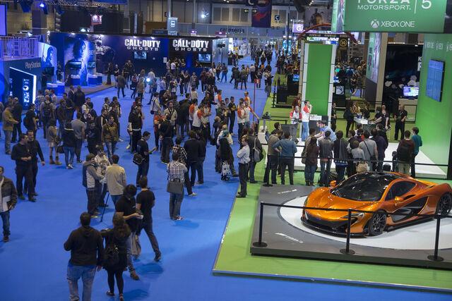Archivo:Madrid Games Week 2013 pic1.jpg