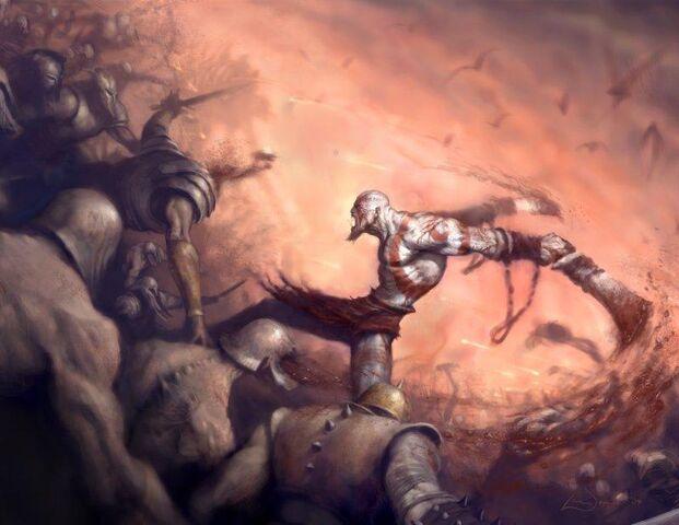Archivo:God of war spotlight.jpg