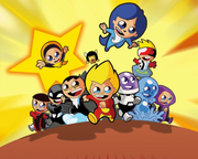 Las Aventuras de Hero Kid