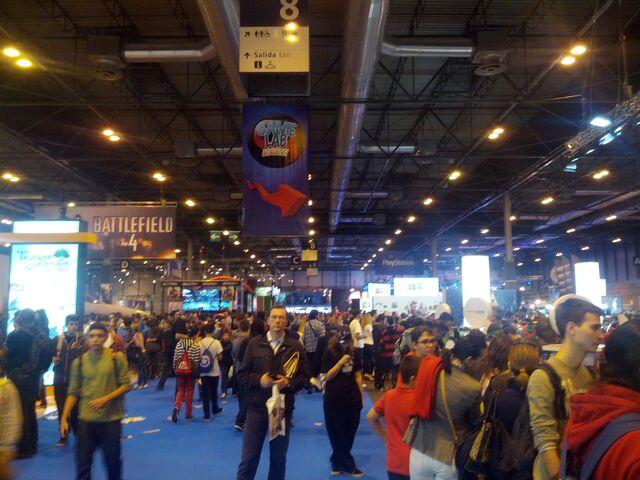 Archivo:Madrid Games Week 2013 pic3.jpg