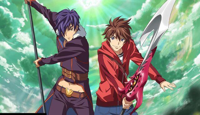 Archivo:Endride Guia Anime Primavera 2016 Wikia.jpg