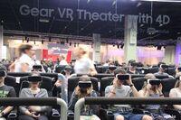 Gamescom 2016 - VR 3