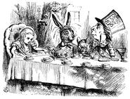 Alice par John Tenniel 25