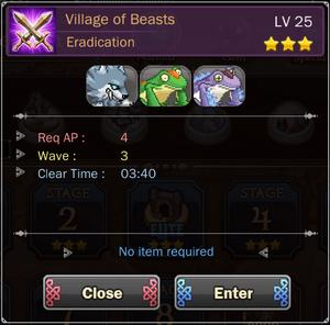Village of Beasts 4