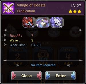 Village of Beasts 9