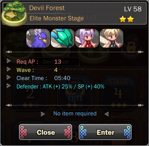 Devil Forest 3