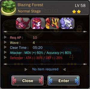 Blazing Forest 8