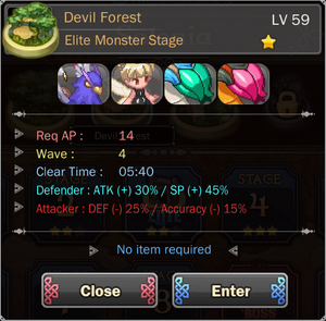 Devil Forest 6