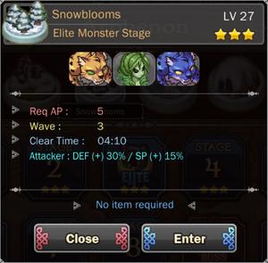 Snowblooms 3