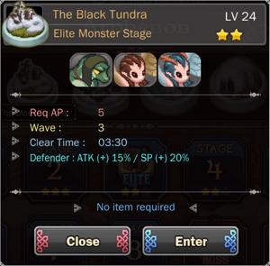 The Black Tundra 4