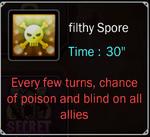 Filthy spore
