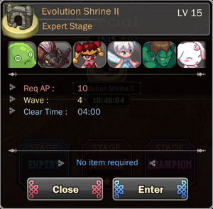 Evolution Shrine II 1