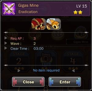 Gigas Mine 3