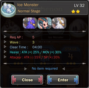 Ice Monster 8