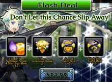 5 star flash deal