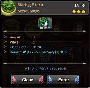 Blazing Forest 10