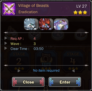 Village of Beasts 8