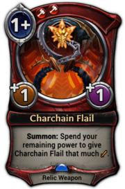 Charchain Flail