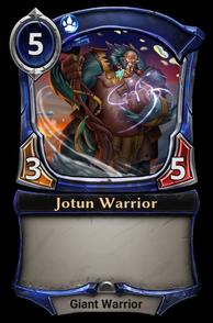Jotun Warrior