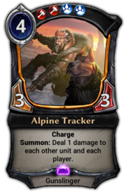 Alpine Tracker