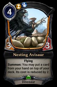 Nesting Avisaur