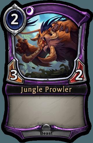 Jungle Prowler