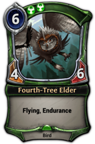 Fourth-Tree Elder