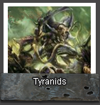 Tyranids Button