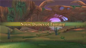 Noise Dunes of Fantasy - Intro