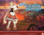 Eternal Sonata Promotional Wallpaper - Polka