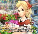 Floral powder
