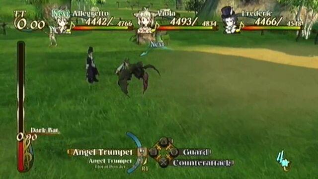 File:Allegretto, Frederic and Viola Battling a Dark Bat.jpg