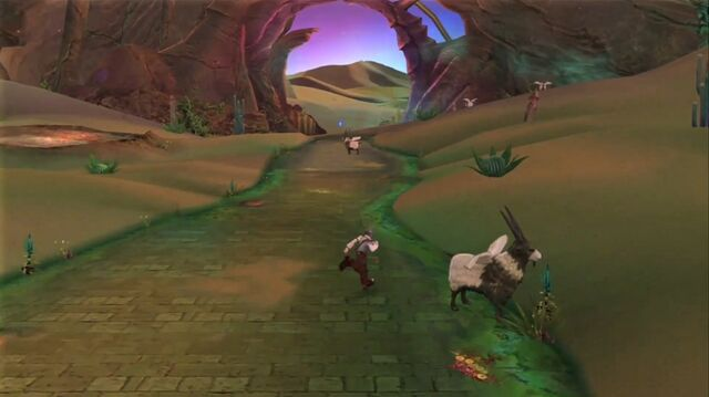 File:Encountering a Black Goat in the Field.jpg