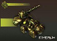 Etherium Preview ArtyTank Vectides