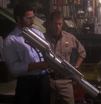 Non lethal carbon nanotube antipersonnel weapon