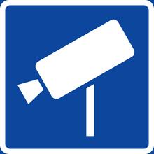 Swedish Radar warning sign