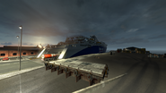Gedser Ferry