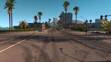 Los Angeles Ocean Avenue