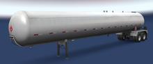 ATS Gas Tank Long Trailer