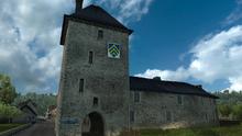 Peyrat le Chateau castle