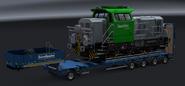 ETS2 Locomotive - Bossloc