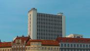 Dijon CAF Tower