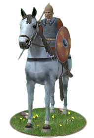 EB2 Post-Marian Legionary Cavalry