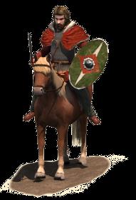 EB2 Germanic Noble Cavalry