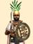 EB1 UC Saka Infantry Guild Warriors