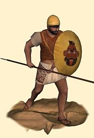 EB2 Egyptian Native Phalanx