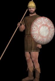 EB2 Hellenistic Light Phalanx