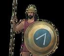 Lakonikoi Hoplitai (Lakedaimonian Hoplites)