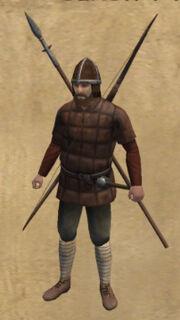 Saxon marksman