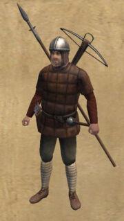 Bavarian Crossbowman